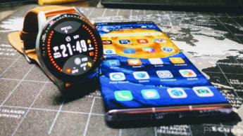 smartwatch máscara Android desbloquear smartphone