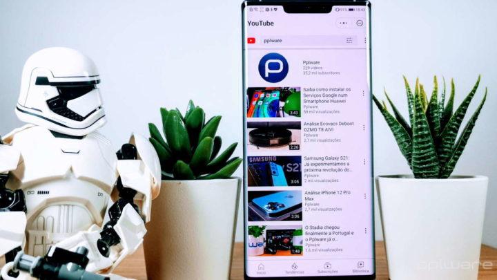 YouTube 4K Google smartphones vídeos
