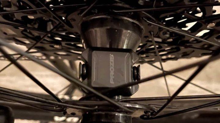 Velox- O sensor de velocidade e cadência para a sua bicicleta