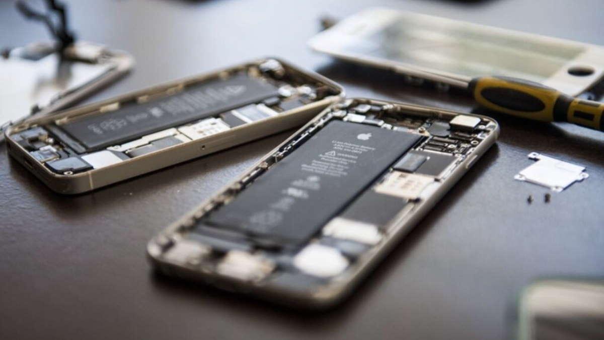 Apple índice reparabilidade iPhone França