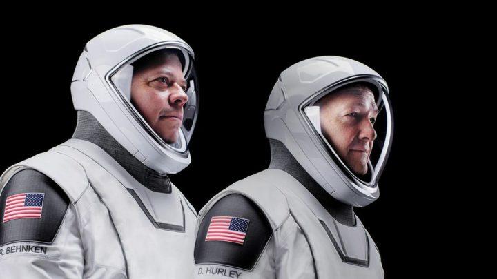 SpaceX - Primeira missão astronauta comercial vai acontecer este ano