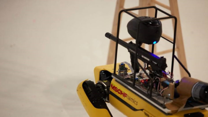 Spot da Boston Dynamics