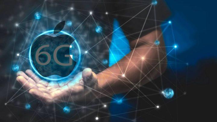 Ilustração Apple contrata engenheiros para desenvolver conectividade 6G