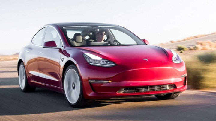 Tesla China carro elétrico Model 3