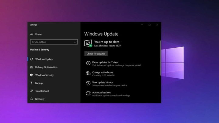 Windows 10 Microsoft security updates fixes