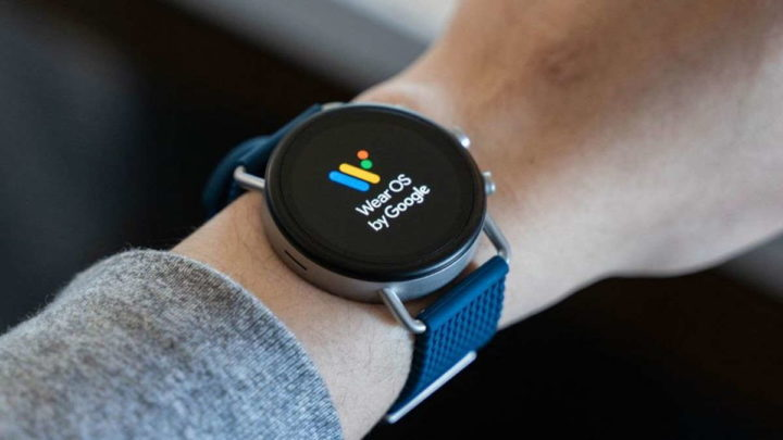 OK Google smartwatches Wear OS relógios