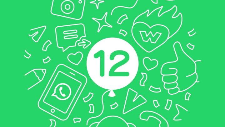WhatsApp números anos serviço utilizadores