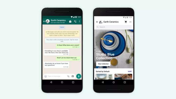 Cambios en la política de privacidad de Facebook de WhatsApp
