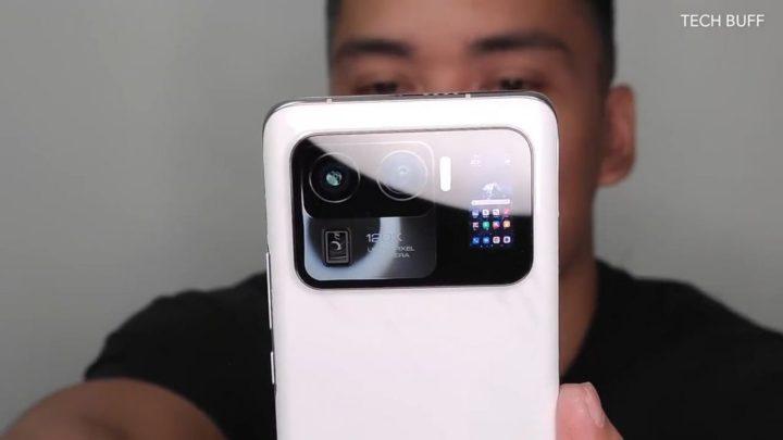 Xiaomi Mi 11 Ultra é revelado antes do lançamento oficial e é surpreendente