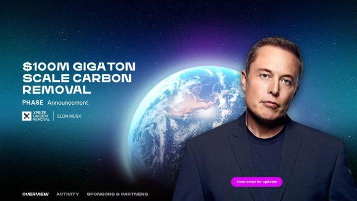 XPrize de Elon Musk