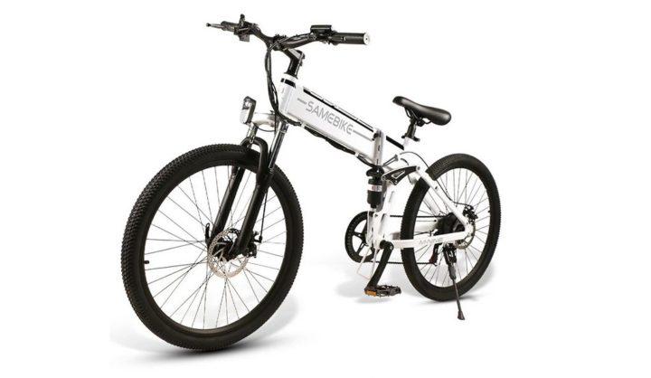 Samebike LO26 - o complemento elétrico numa bicicleta de montanha