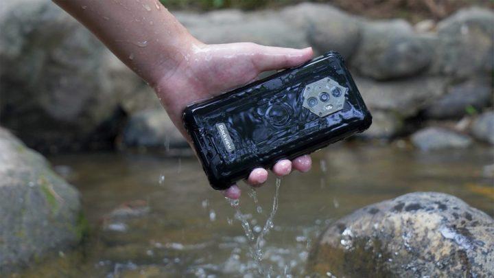 Blackview BV6600 - Um rugged phone com bateria de 8580 mAh por cerca de 100 €