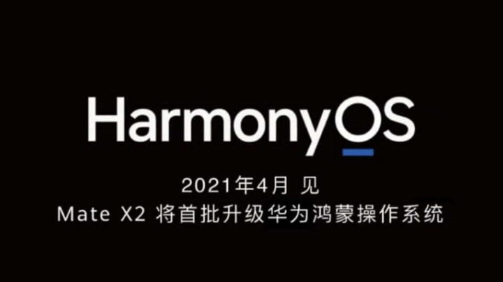 Versión de la marca Huawei HarmonyOS para teléfonos inteligentes