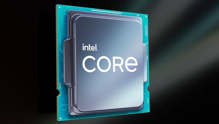 Imagem de um processador Intel Core