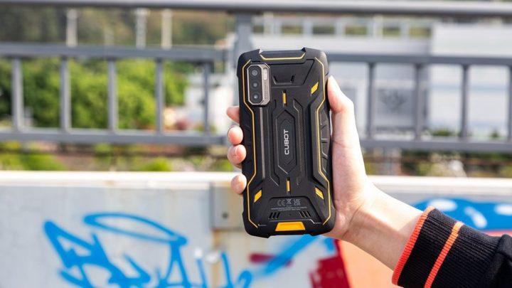 Chegou o Cubot KingKong 5 Pro com bateria de 8000 mAh por menos de 125 €