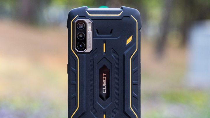 Cubot KingKong 5 Pro - o seu próximo rugged phone com bateria de 8000 mAh