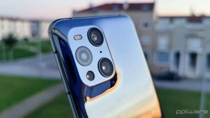 OPPO ColorOS smartphones atualização marca