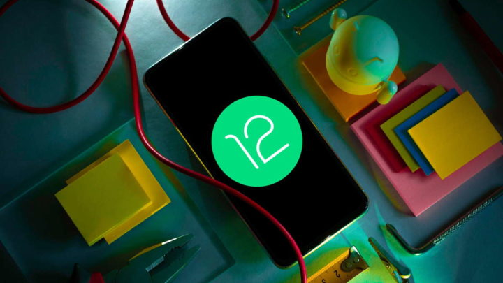 Android 12 Google smartphones testes