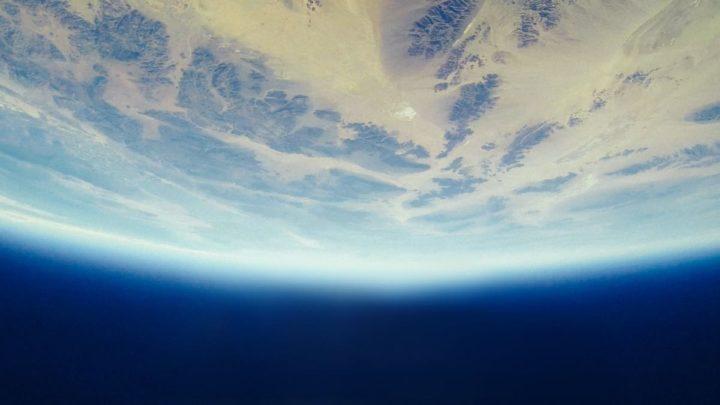 Oxigénio na atmosfera