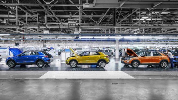 Autoeuropa volta a parar! Não há semicondutores para os automóveis