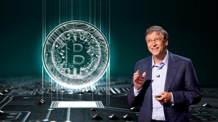 Bill Gates considera que a criptomoeda Bitcoin não é benéfica para o ambiente.