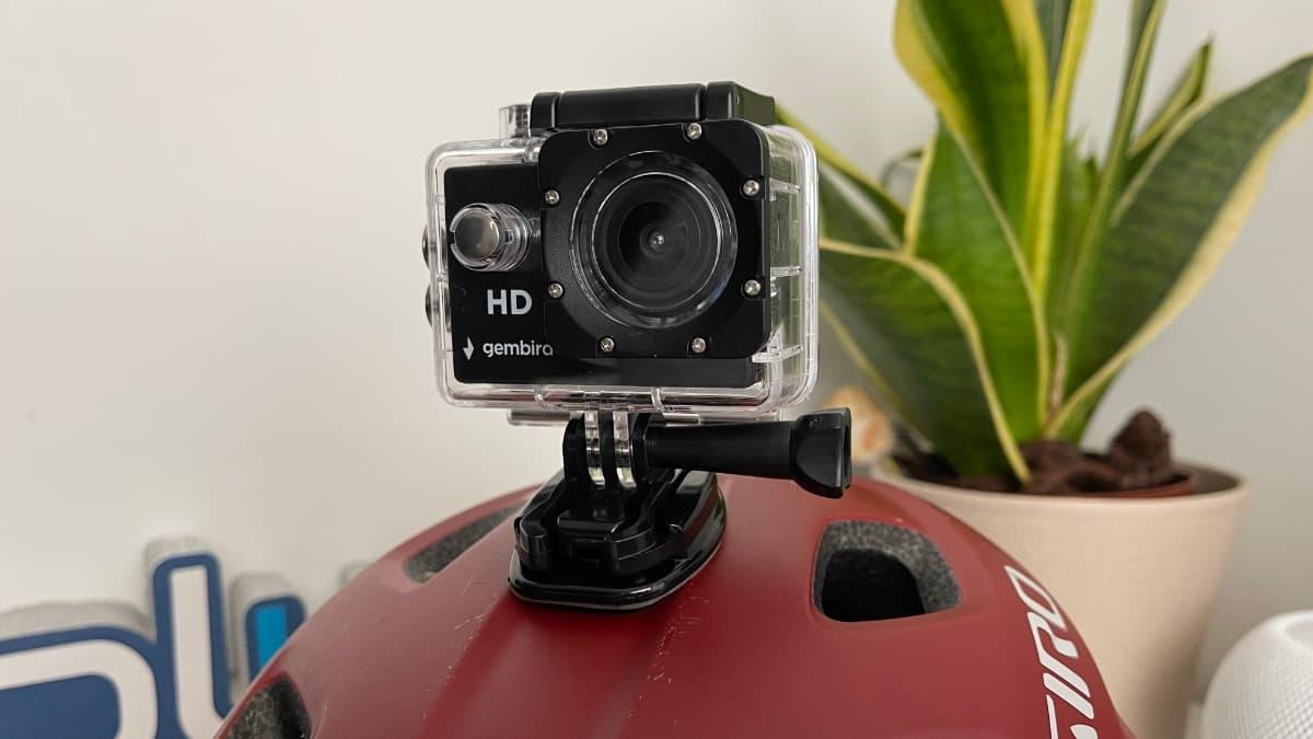 Análise à câmara de ação para Desportos Radicais Full HD 1.3 12MP da Gembird