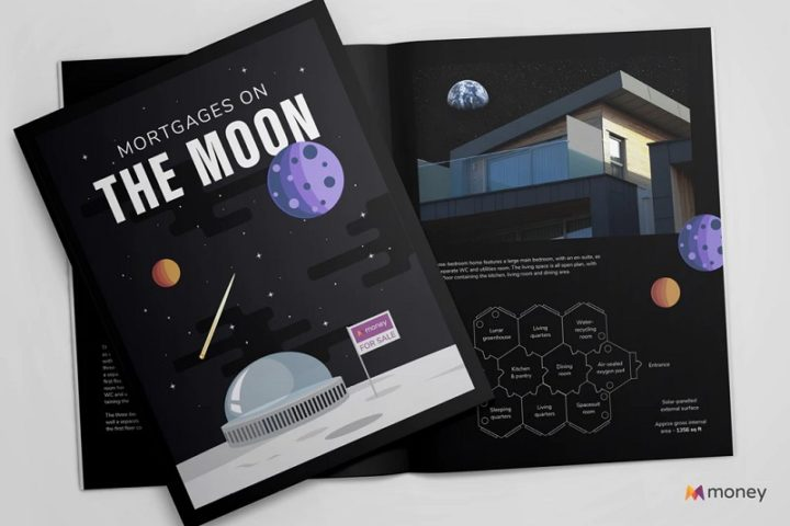 Casa na Lua