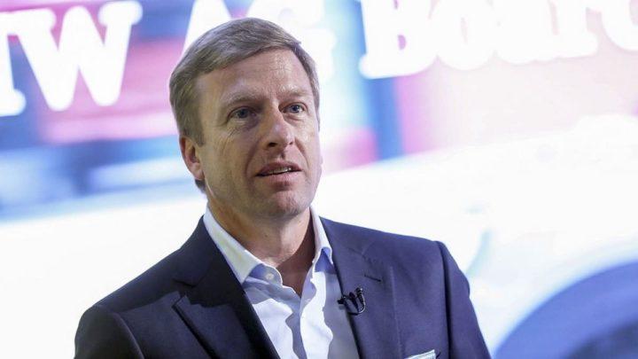 Oliver Zipse, CEO da BMW