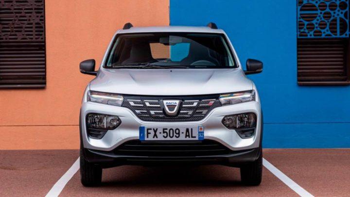 Dacia Spring: Elétrico pode ser comprado em Portugal por 13 800€