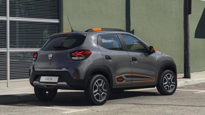 Dacia Spring Electric chegou à Europa! Com inventivos pode custar 12.403 euros
