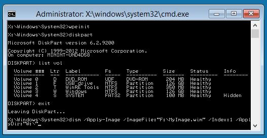 Windows PE: A versão minúscula do Windows para resolver problemas