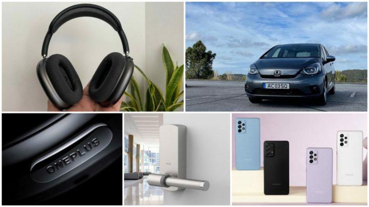 E os destaques tecnológicos da semana que passou foram... - Apple, Honda, Samsung, OnePlus
