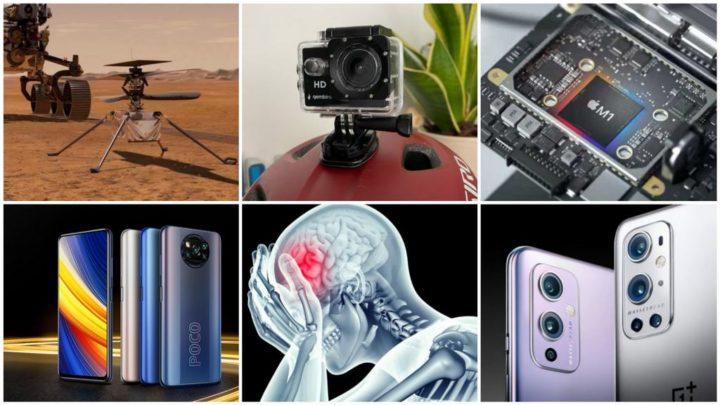 E os destaques tecnológicos da semana que passou foram... - POCO, OnePlus, Realme, Xiaomi