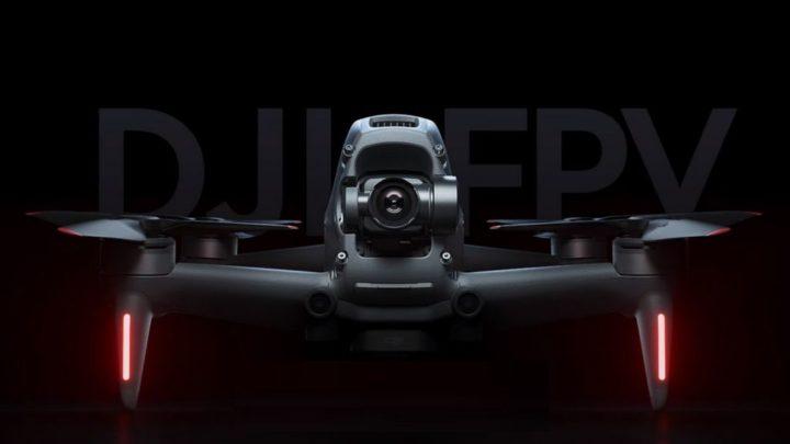 DJI acaba de anunciar o seu primeiro drone FPV