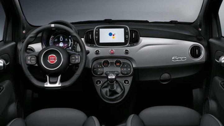 Google Fiat carro Assistente comandos