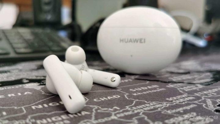 FreeBuds 4i Huawei auriculares ANC música