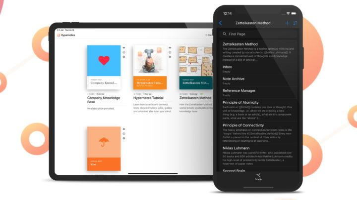 Hypernotes chega à Suite Zenkit, uma nova forma intuitiva para gerir e partilhar conhecimento