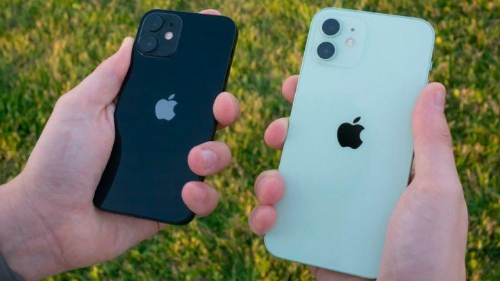IPhone 12 Miniaturansicht