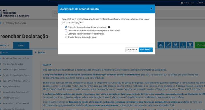 IRS: Fisco vai tirar dúvidas com assistente virtual no Facebook