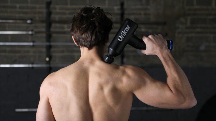 Urikar PRO 3 - a pistola massajadora que vai querer ter na sua vida