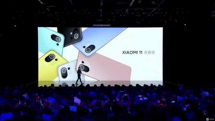 E não há duas sem três... Este é o Xiaomi Mi 11 Lite