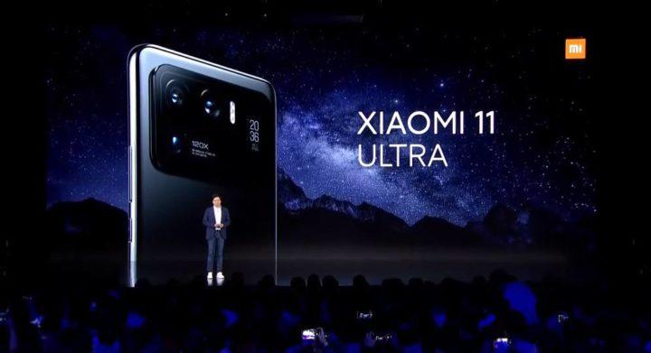Confirma-se: Mi 11 Ultra é oficial e integra câmara traseira!