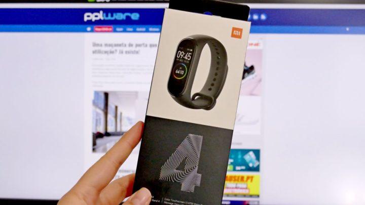Passatempo Pplware/PcComponentes: Ganhe uma Xiaomi Mi Smart Band 4