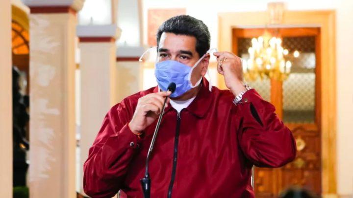 Imagem Nicolás Maduro