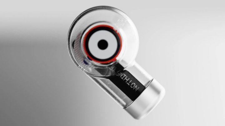 Concept 1: Nothing apresenta um auricular sem fios inspirado num cachimbo