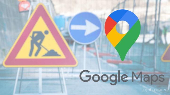 Google Maps estrada mapas novidades