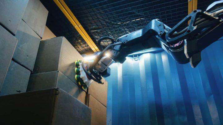 Stretch da Boston Dynamics
