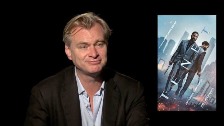Christopher Nolan, diretor de Tenet