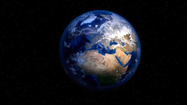 Imagem do planeta Terra