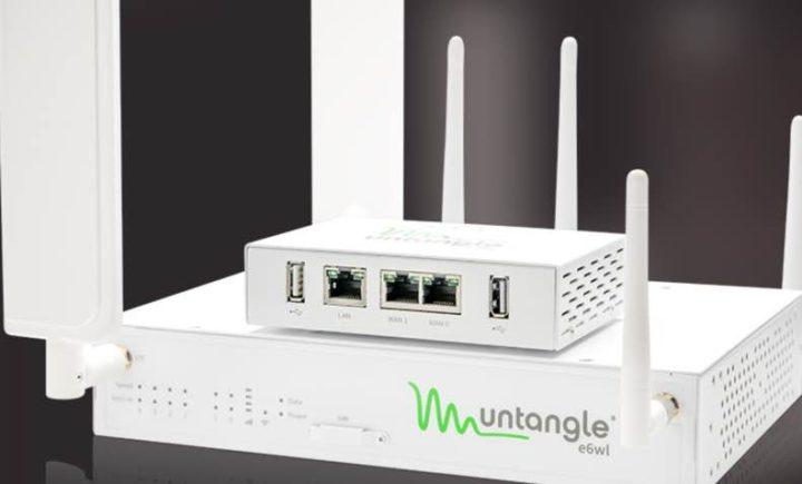 Untangle lança a versão 3.0 do seu SD-WAN Router